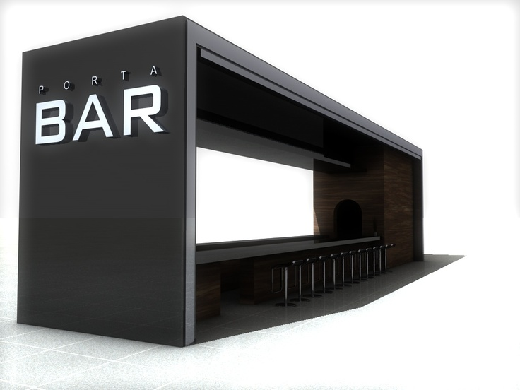 bar delivered where ever you need it.