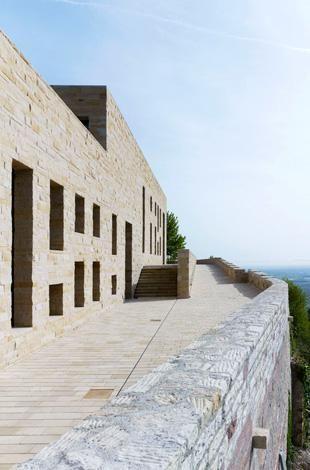 Max Dudler Architekt - Hambacher Schloss