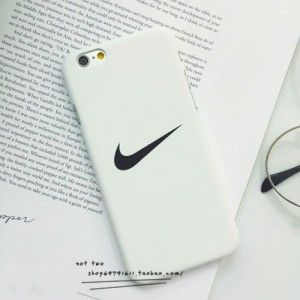 Customized Design Schutzhülle für Iphone 5/6/6plus, Nike Anti Scratch dünn Protector Plastic Hülle Case Protector