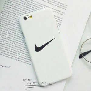 Customized Design Schutzhülle für Iphone 5/6/6plus, Nike Anti Scratch dünn Protector Plastic Hülle Case Protector