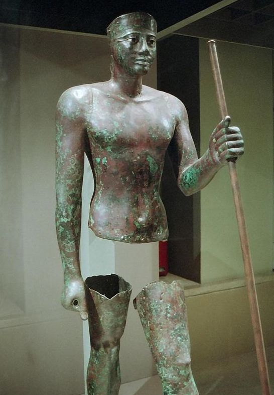 Pepi Ii 2nd Pharaoh Of Dyn 6 Reign Ca 2278 Bc Until His