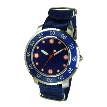 Graphia Watch in Blue