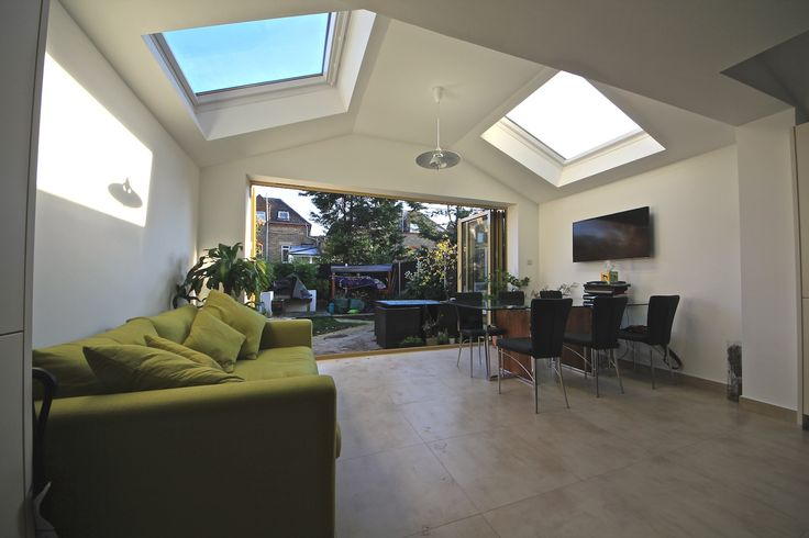 Side and Rear Extension in East Putney, London