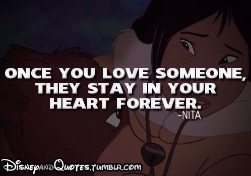 Brother Bear quote