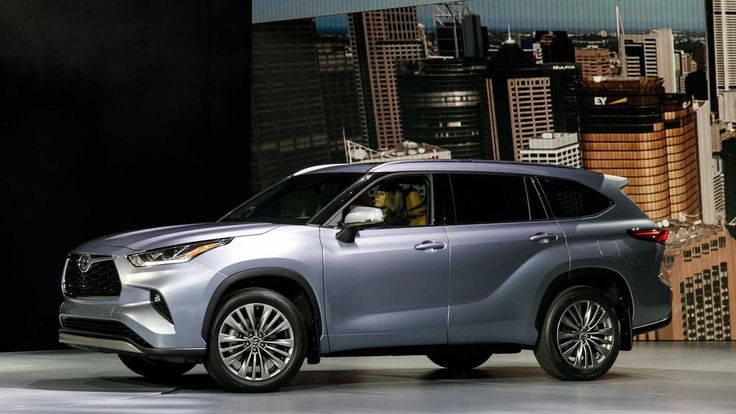 video: 2020 toyota highlander is the brand's best looking
