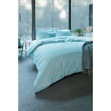 Beddinghouse Basic Dekbedovertrek 200x200/220 cm - Mint Groen