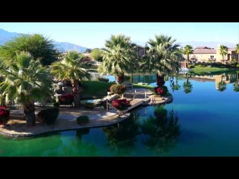 We are using cutting edge technology with drone cinema photography. Here's a short clip we did in Rancho Mirage Palm Springs
