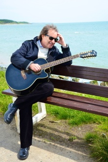 Chris de Burgh (singer-songwriter) with great songs! Many of them considered 'classics'.