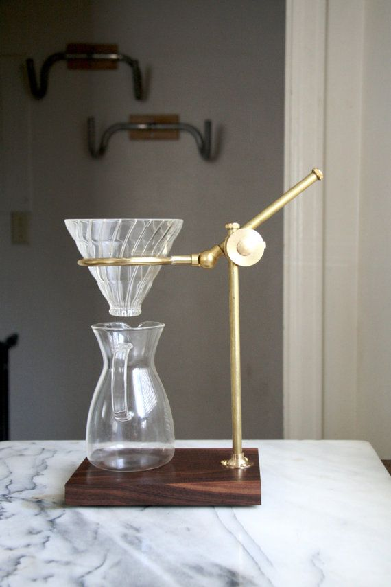 Hey, I found this really awesome Etsy listing at https://www.etsy.com/listing/185608252/the-professor-v60-coffee-pour-over-stand