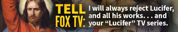 AGATHANEWS.COM: Fox TV Series Plants A Seed For Lucifer As A Charm...