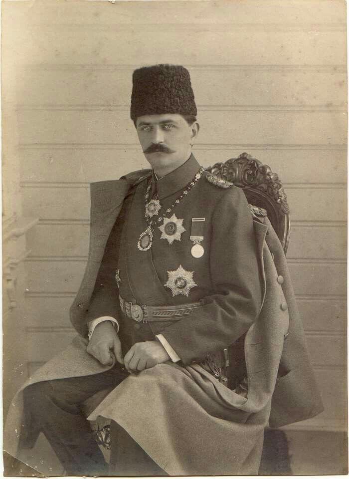Şehzade Ahmet Nihat Efendi