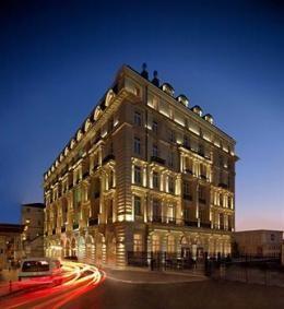 Pera Palace Hotel, Jumeirah  Istanbul, Turkey