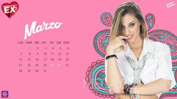 Calendario de gemita:)