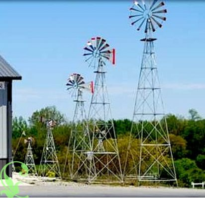 Backyard American Home Windmills for Sale