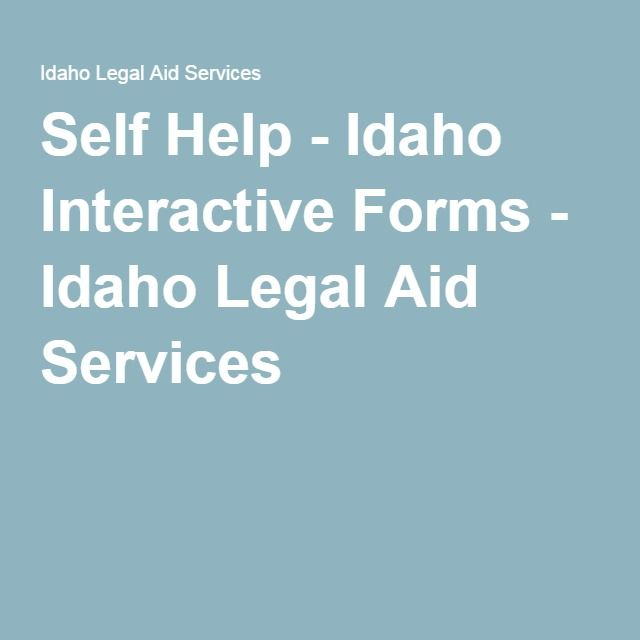 Legal Self Help: 13 Best Images About Idaho Last Will And Testament And