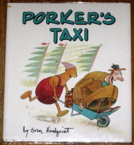 Porker's Taxi by Sven Nordqvist   eBay
