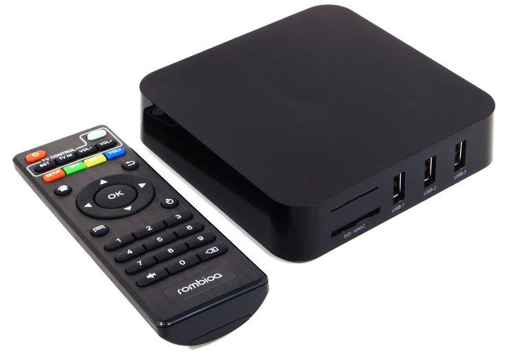 ТВ-приставка Rombica Smart Box V003 — подробный обзор на портале http://amp.gs/YJga http://amp.gs/YJgL