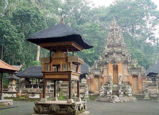 Sacred Monkey Forest (Mandala Wisata Wenara Wana) – Ubud, Indonesia | Atlas Obscura