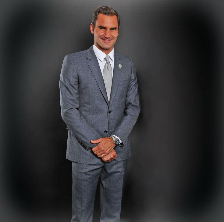 Mr GQ 2017 Roger Federer
