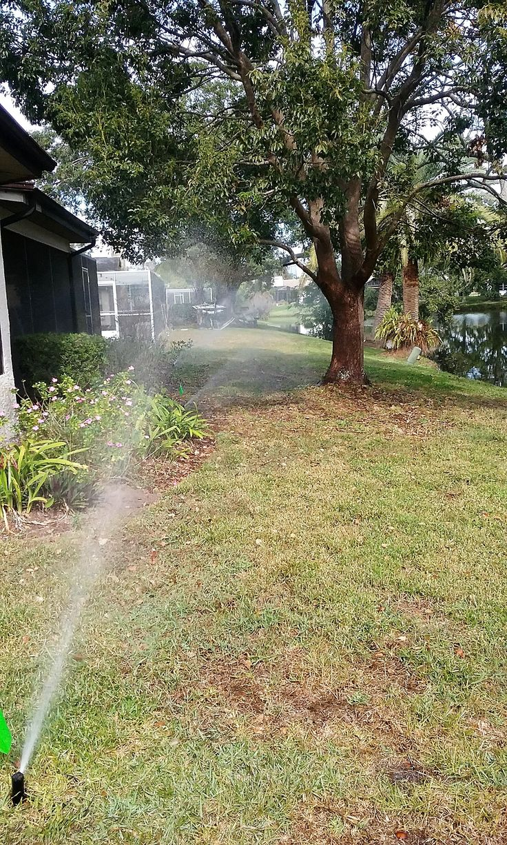 Bayonet Point Irrigation Repairs, American Property Maintenance is the best sprinkler repair business in Pasco County Florida.
