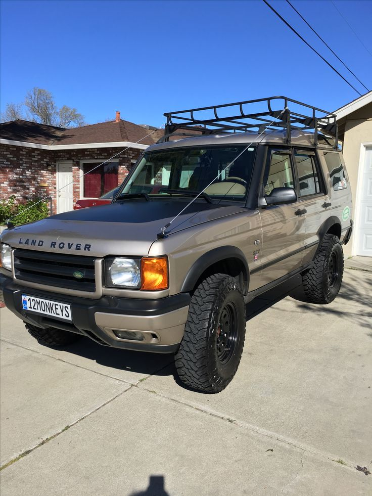 17 Best Ideas About Land Rover Discovery 2 On Pinterest