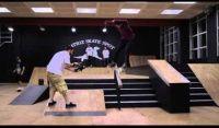 Vídeos Inauguração Matriz Skate Spot -  Vídeo com a inauguração da Matriz Skate Spot que é uma pista de Skate privada da MATRIZ SKATE SHOP, seu projeto foi desenvolvido pelos Skatistas profissionais como os profissionais Luan