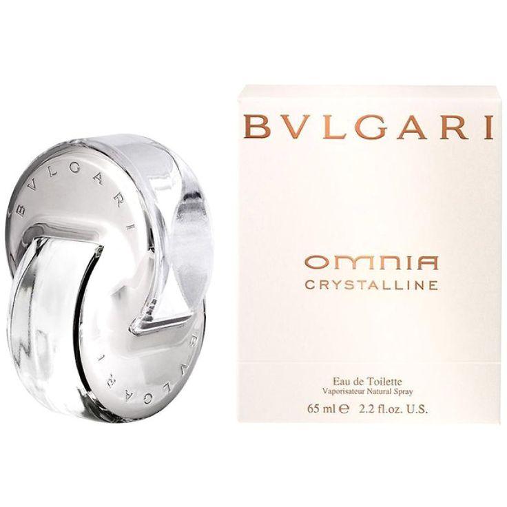 Apa de toaleta Omnia Crystalline, 65 ml, femei