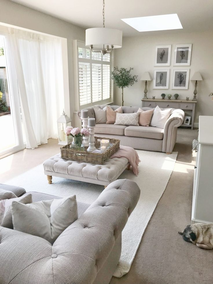 Home Tour Friday – Living Room – The Home That…