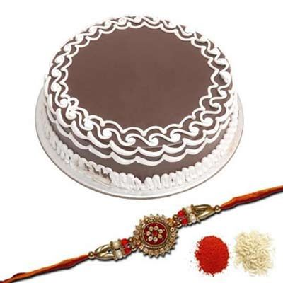Here at Bangaloreflorist.co.in we provide online delivery of Raksha Bandhan gifts, cake and flowers to your brothers and sisters in Bangalore. Contact us: +91-8288024442