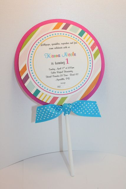 """Photo 1 of 18: Candy & Cupcakes / Birthday """"Sweet 1st Birthday"""" 