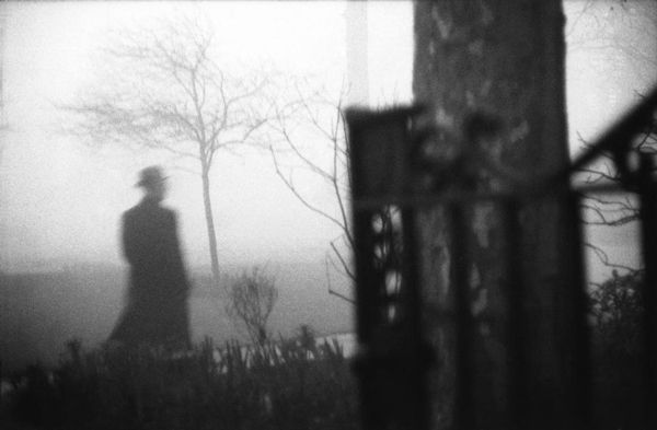 Sergio Larrain, Ombres à LOndres, 1959