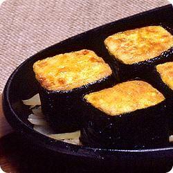 のり巻き豆腐ソテー (レシピNo.427)|ネスレ バランスレシピ