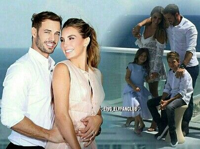 William Levy and Elizabeth Gutierrez