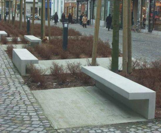 concrete seat - Buscar con Google