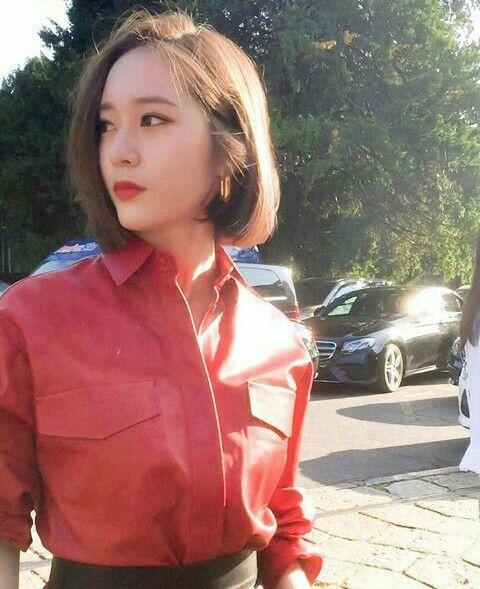 Krystal Instagram update