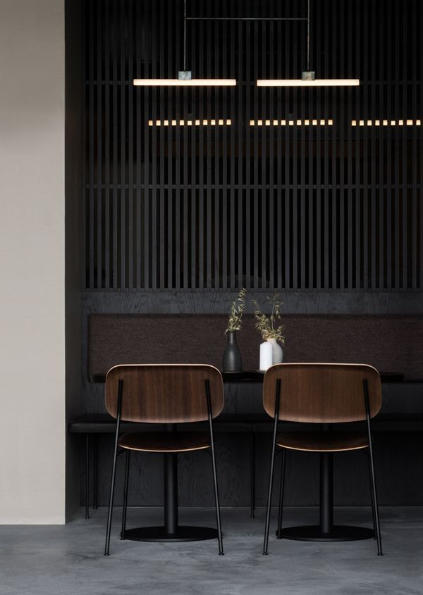 NÆRVÆR Restaurant by Norm Architects