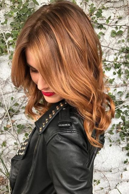 The 5 most exciting trend hair colors for 2017