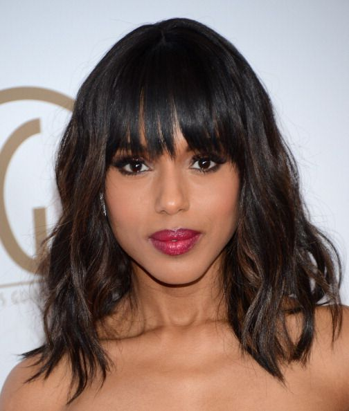 hair styles for narrow face 17 best black shoulder length hair images on 6664 | 96add6664c0b24ea91023c4cdbbffbc8 medium length haircuts haircuts with bangs