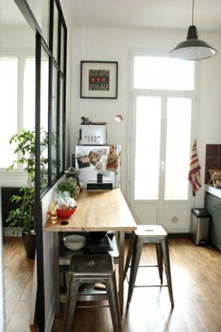 Mon appart ancien rénové - Marie Claire Maison
