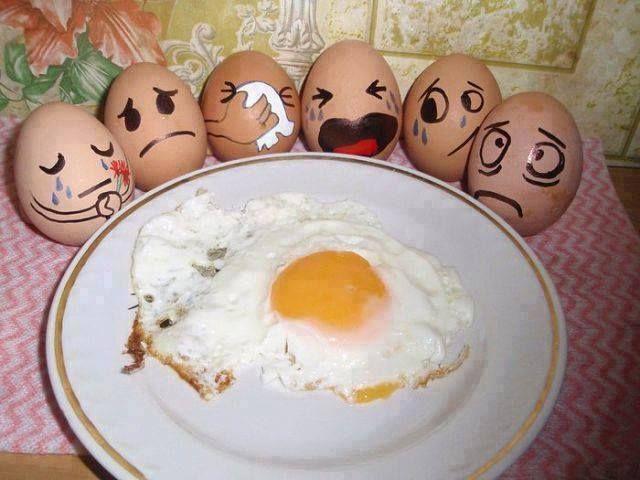 Pin it ! Egg fun :)