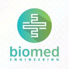 Biomedical Engineering logo #logo #mark #design #medical #healthcare #health #pharmacy #drugstore #drug