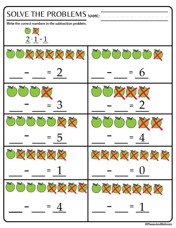 Graphing Worksheets For Kindergarten Pdf