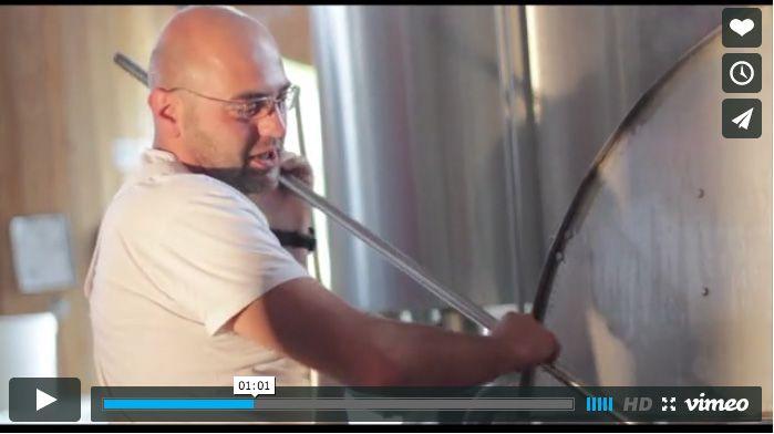 La lavorazione della birra al birrificio Soralamà di Vaie