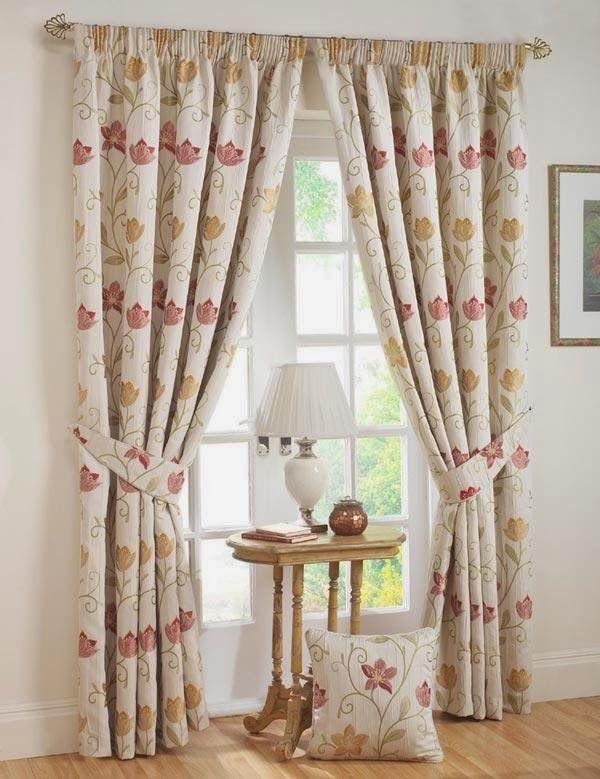 413 best Curtains & Home Decor images on Pinterest   Blinds curtains,  Curtain designs and Curtain styles