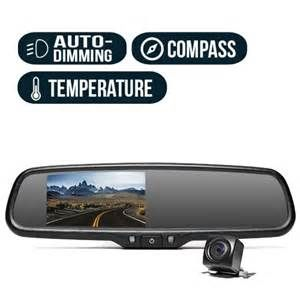 Search Auto dimming mirror backup camera. Views 212451.