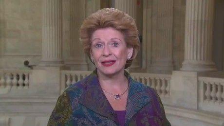 Senator Debbie Stabenow attorney general human trafficking loretta lynch_00003927
