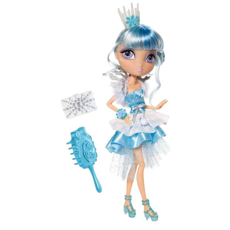 la dee da dolls for kids | La Dee Da Fairytale Dance Doll: Tylie/Snow Queen | Buy Toys for Girls ...