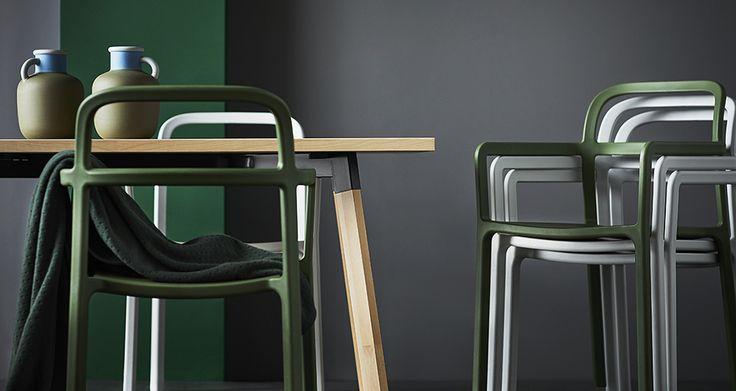 Ikea si arricchisce di una nuova collezione firmata dal designer Rolf Hay e da sua moglie Mette. La creatività al servizio di cose semplici e belle si chiama Ypperlig
