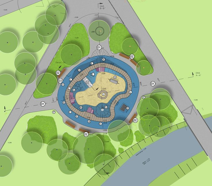 melis-stokepark-plan « Landscape Architecture Works | Landezine