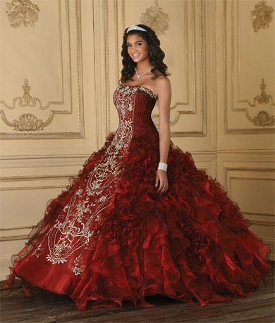Quincea�era by House of Wu - 26634.  $640.00